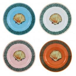 Richard Ginori Il Viaggio di Nettuno Mix 4 Bread Plate 16 cm
