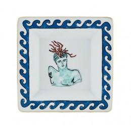 Richard Ginori Il Viaggio di Nettuno Small Dish 18 cm White