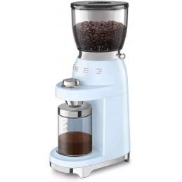 Smeg Coffee Grinder Pastel Blue 50's Retro Style Aesthetic