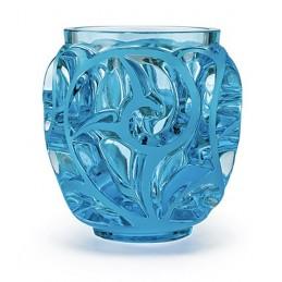 Lalique Tourbillons Vaso Piccolo Azzurro Ref. 10571500