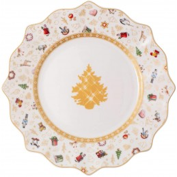 Villeroy & Boch Toy's Delight Salad Plate Anniversary Edition 14-8585-2644