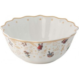 Villeroy & Boch Toy's Delight Bowl Anniversary Edition 14-8585-1904