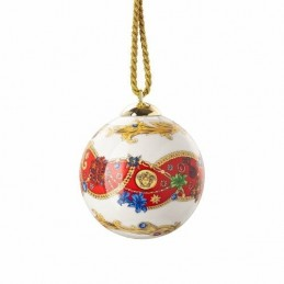 Versace Barocco Holiday Sfera Porcellana