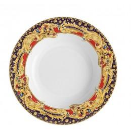 Versace Barocco Holiday Piatto Fondo 22 cm
