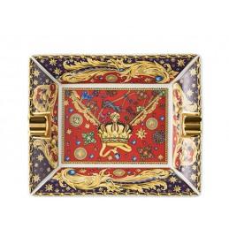 Versace Rosenthal Barocco Holiday Ashtray 13 cm