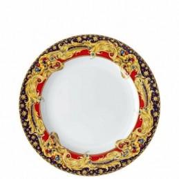 Versace Rosenthal Barocco Holiday Dinner Plate 27 cm