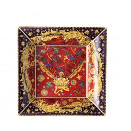 Versace Rosenthal Barocco Holiday Dish 18 cm