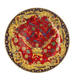 Versace Rosenthal Barocco Holiday Christmas Plate 30 cm - 2020 Edition