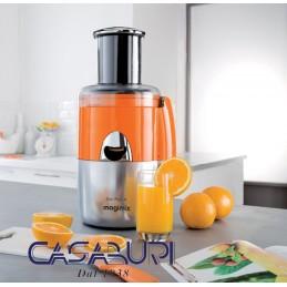 Magimix Centrifuga Duo Plus XL Arancione-Cromato 18070 EB