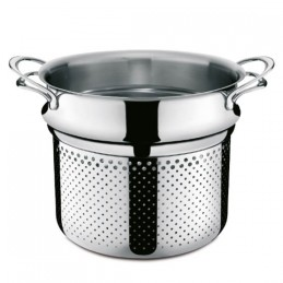 Lagostina Melodia Lagofusion Colander for Stock Pot 22 cm