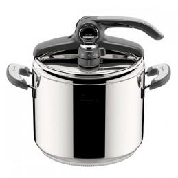 Lagostina Novia Vitamin Lagoeasy ' Up Pressure Cooker 7 Lt - 22 cm