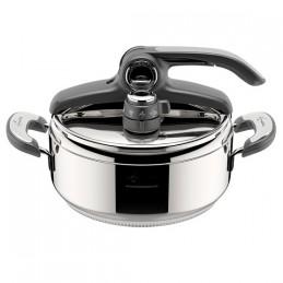 Lagostina Novia Vitamin Lagoeasy ' Up Pressure Cooker 3,5 Lt - 22 cm
