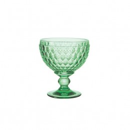 Villeroy & Boch Boston Coloured Set 4 Pcs Champagne Cup Green 0082
