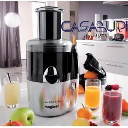 Magimix Centrifuga Duo Salad & Juice Nero-Cromato 18066 EB