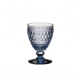 Villeroy & Boch Boston Coloured Set 4 Pcs White Wine Glasses Blue 0031