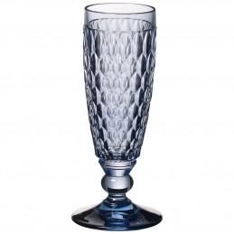 Villeroy & Boch Boston Coloured Set 4 Pcs Champagne Flute Red 0070