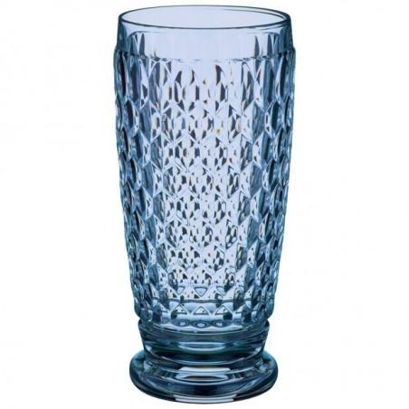 Villeroy & Boch Boston Coloured Set 4 Bicchieri Highball Blue 0111