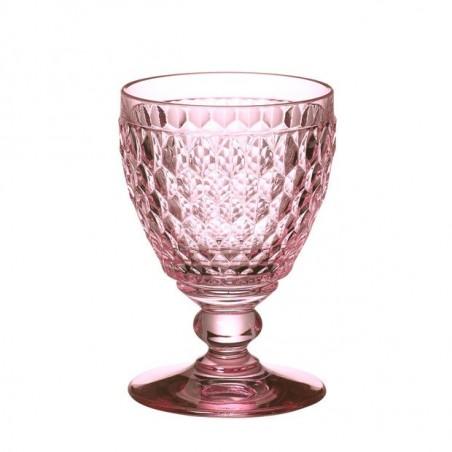 Villeroy & Boch Boston Coloured Set 4 Calici Vino Rosso Rosa 0024