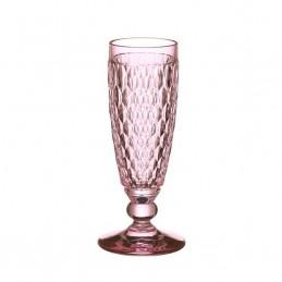 Villeroy & Boch Boston Coloured Set 4 Pcs Champagne Flute Blue 0071