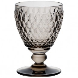 Villeroy & Boch Boston Coloured Set 4 Pcs White Wine Glasses Smoke 0035