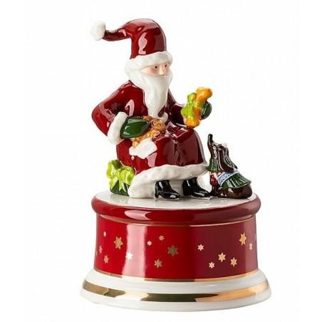 """Hutschenreuther Carillon Piccolo """"Domani viene Babbo Natale"""""""
