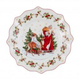 Villeroy & Boch Annual Christmas Edition Annual Plate 2020