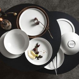 Villeroy & Boch Iconic La Boule White Dinnerware Set 7 Pcs