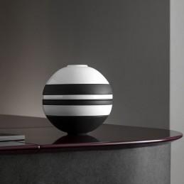 Villeroy & Boch Iconic La Boule Black and White Dinnerware Set 7 Pcs