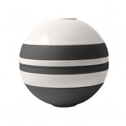 Villeroy & Boch Iconic La Boule Bianco e Nero 7 Pz Stoviglie