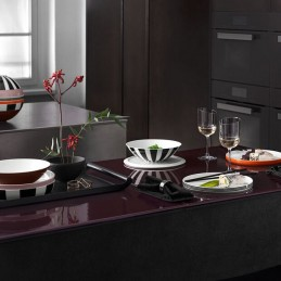 Villeroy & Boch Iconic La Boule Memphis Dinnerware Set 7 Pcs