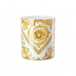 Versace Rosenthal Medusa Rhapsody Vase 18 cm