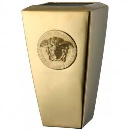 Versace Medusa Gold Vaso 32 cm