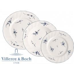Villeroy & Boch Vieux Luxembourg Servizio Piatti 36 Pz