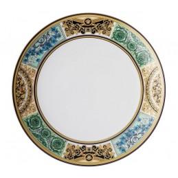 Versace Rosenthal Barocco Mosaic Salad Plate 21 cm