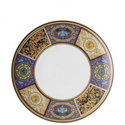 Versace Rosenthal Barocco Mosaic Dinner Plate 28 cm