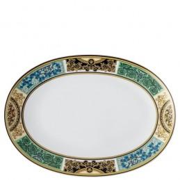 Versace Barocco Mosaic Piatto Ovale 33 cm