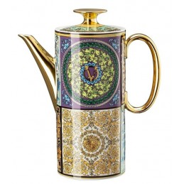 Versace Rosenthal Barocco Mosaic Coffee Pot for 6 Persons