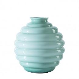 Venini Deco Vase Rio Green / Rio Green H. 24. 5 cm 707. 07