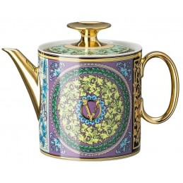 Versace Rosenthal Barocco Mosaic Teapot for 6 Persons