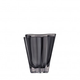 Rosenthal Flux Berry Vase 14 cm Crystal