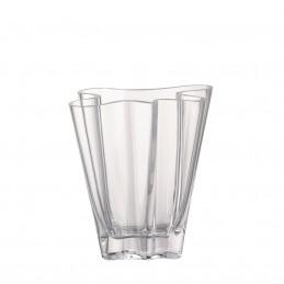 Rosenthal Vaso Flux 20 cm in Cristallo