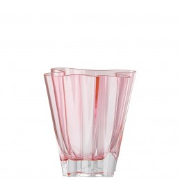 Rosenthal Flux Rose Vase 20 cm Crystal