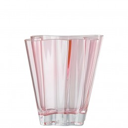 Rosenthal Flux Rose Vase 26 cm Crystal