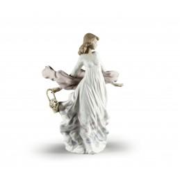 Lladrò Spring Splendor Woman Figurine Ref. 01005898