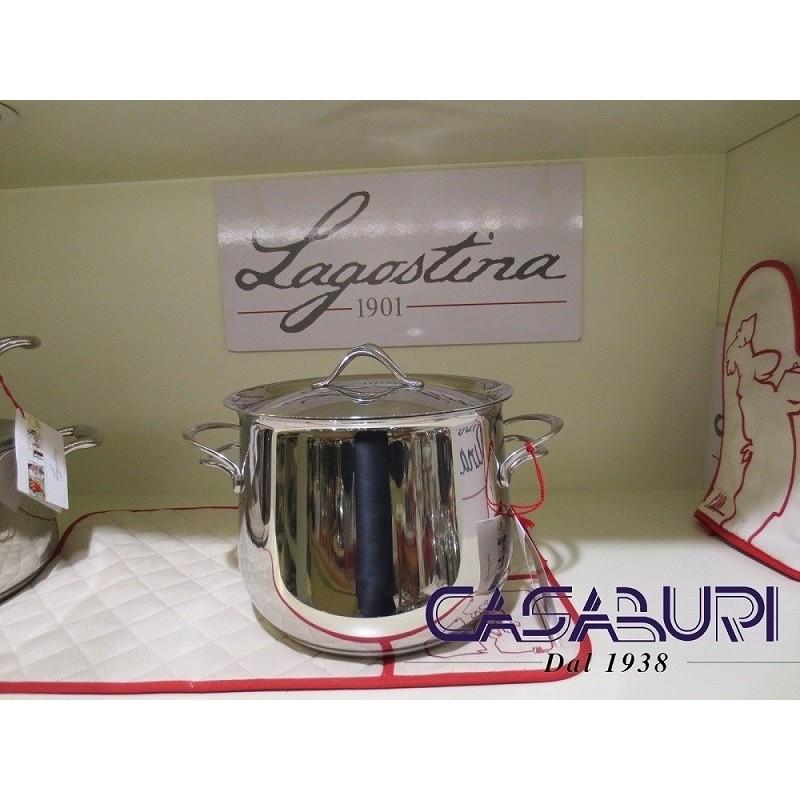 Lagostina Melodia Pentola con coperchio 20 cm