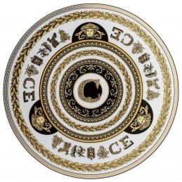 Versace Virtus Alphabet C Piatto Segnaposto 33 cm