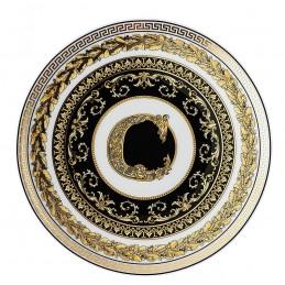 Versace Rosenthal Virtus Alphabet C  Plate 17 cm