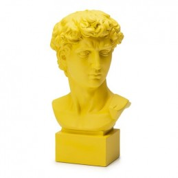 Palais Royal - Lamart Yellow Bust David by Michelangelo H. 50 cm Ref. 1037175