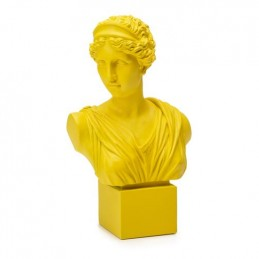 Palais Royal - Lamart Busto Giallo Artemide H. 35 cm Ref. 1037185