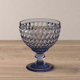 Villeroy & Boch Boston Coloured Set 4 Pcs Champagne Cup Blue 0081